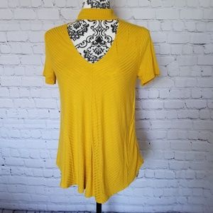 Tops - Yellow Mustard Top MD